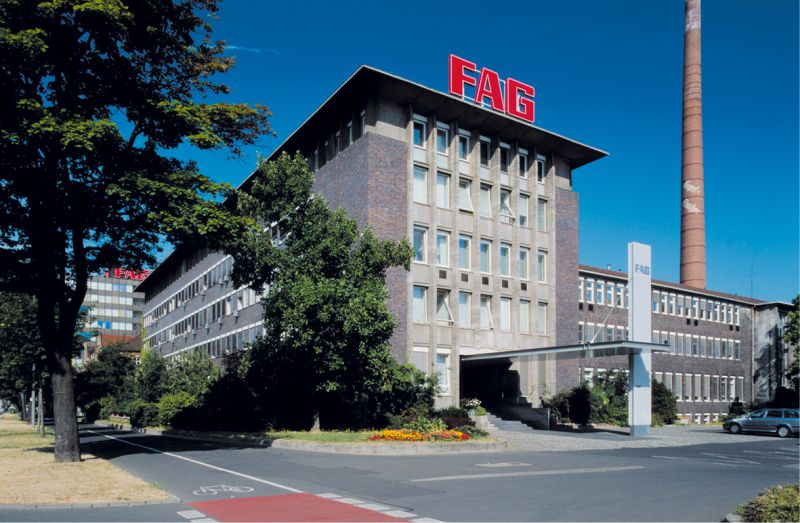 главный офис фирмы FAG