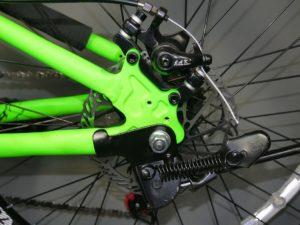 Система торможения велосипеда