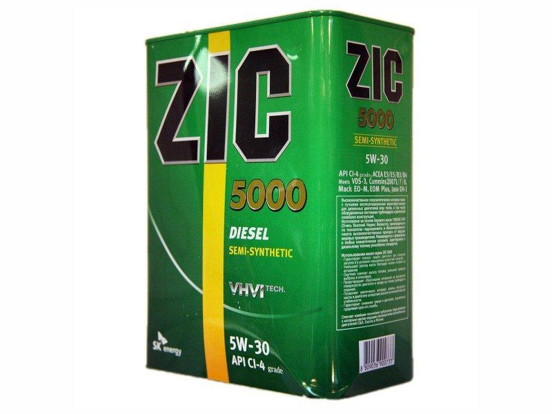 ZIC_5000_5W-30_4l