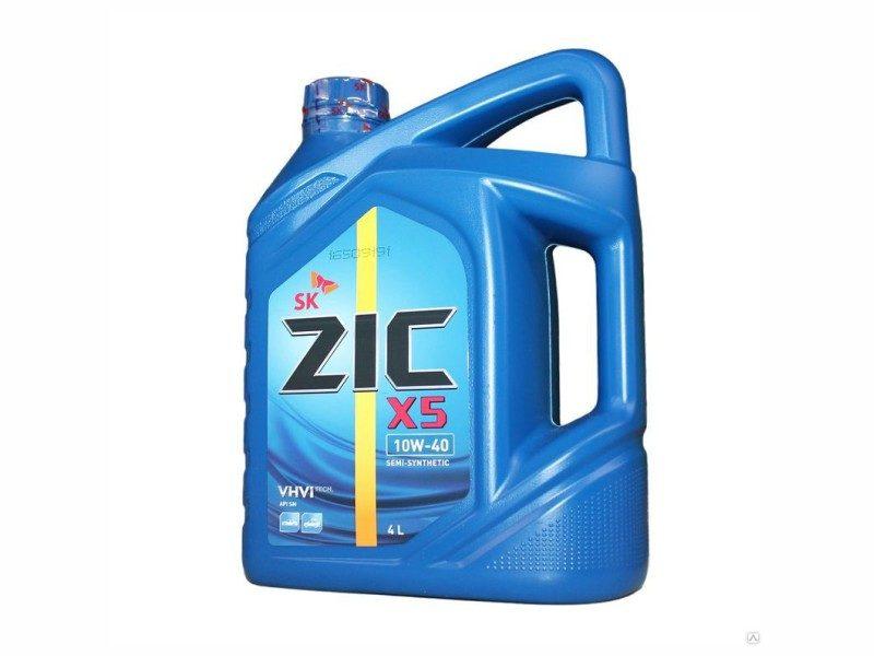 ZIC_X5_10W-40-4l