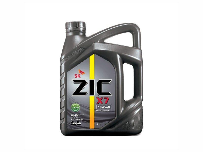 ZIC_X7_10W-40-diesel-6l