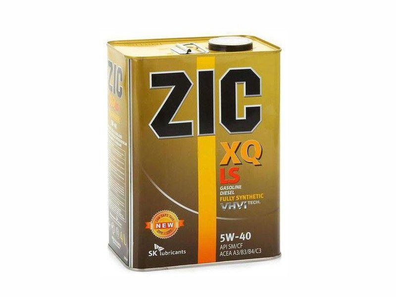 ZIC_XQ_LS_5W-40-4l