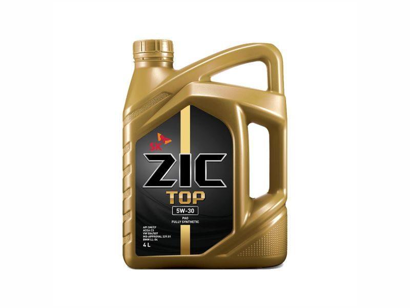 ZIC TOP 5W-30 4 литра