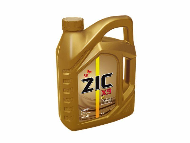 ZIC X9 LS 5W-30 4 литра