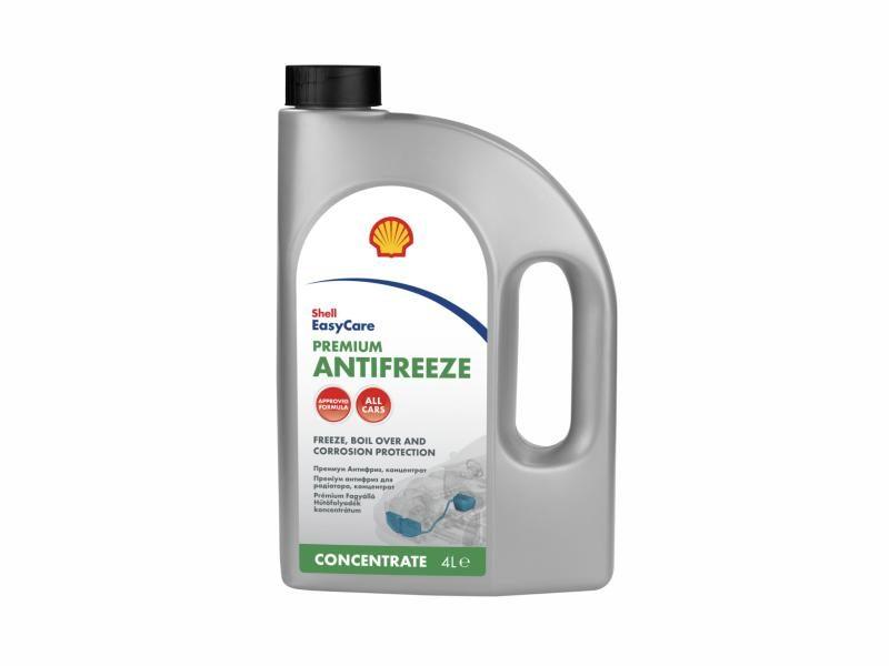 Shell-Premium-antifreeze-concentrate-4L