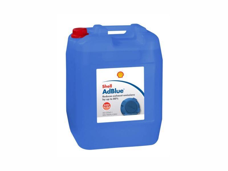 Нейтрализатор выхлопных газов Shell AdBLUE 20л