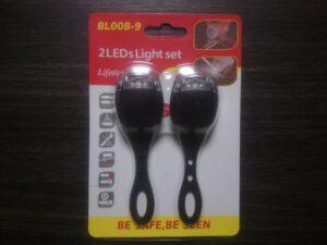 Комплект мигалок BL-008