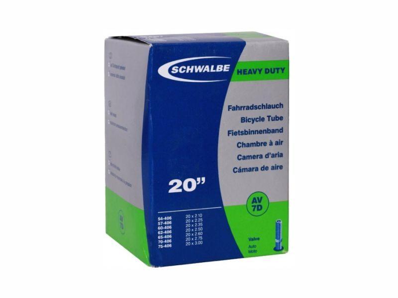 Камера 20 Schwalbe AV7D 40мм DOWNHILL EK