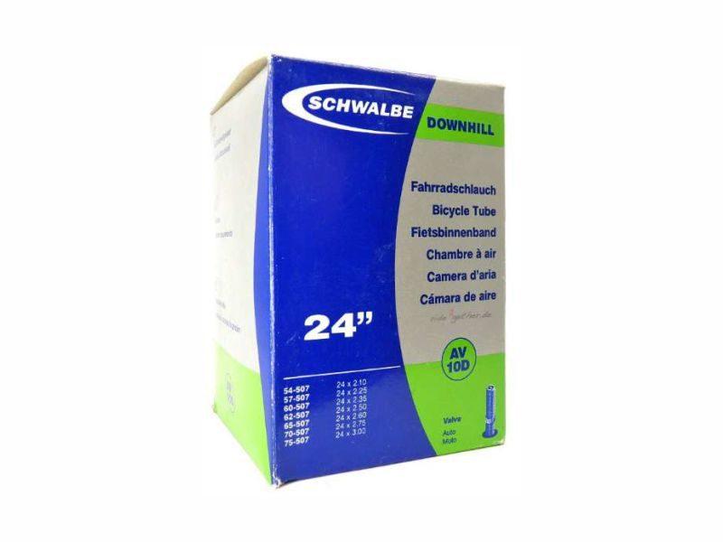 Камера 24 Schwalbe AV10D 40мм DOWNHILL EK