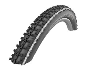 Покрышка 26x2.25 Schwalbe SMART SAM HS476 White Stripes