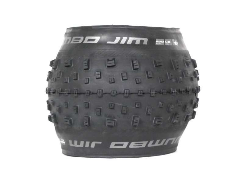Покрышка 26x4.40 Schwalbe JUMBO JIM EVO HS466 Lite