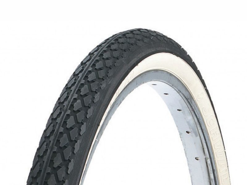Покрышка 27x1 1/4 Schwalbe HS159 Whitewall