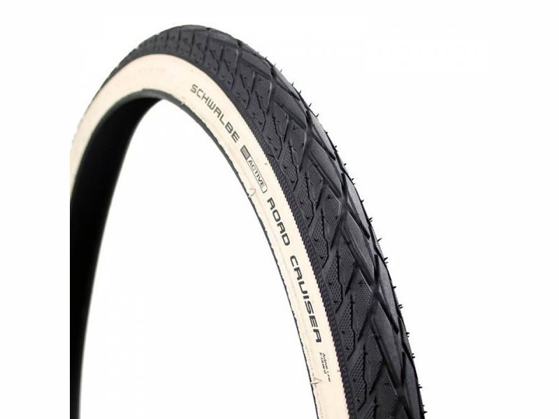 Покрышка 28x1.40 Schwalbe ROAD CRUISER HS377 Whitewall