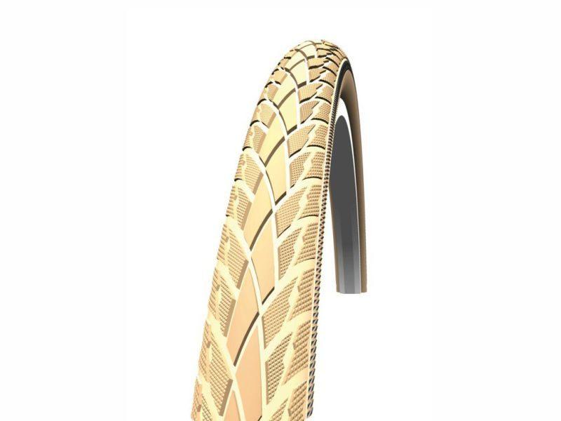 Покрышка 28x1.60 Schwalbe ROAD CRUISER HS377 Creme Reflex