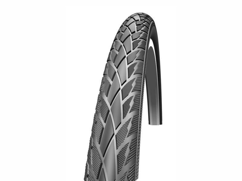 Покрышка 28x1.75 Schwalbe ROAD CRUISER HS377 Black Reflex