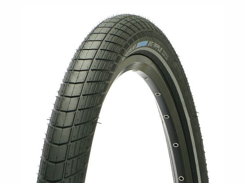 Покрышка 28x2.35 Schwalbe BIG APPLE HS430