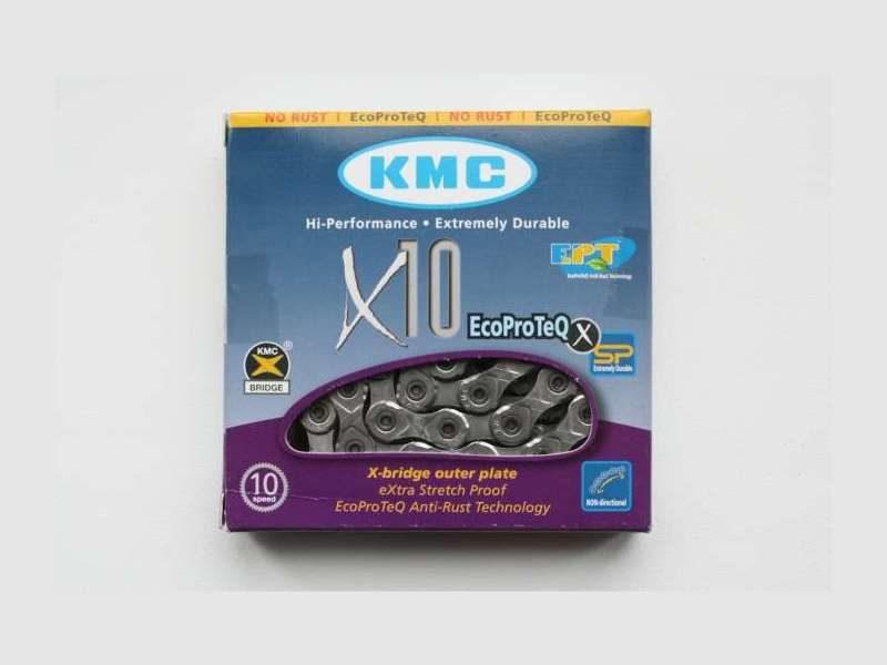 Цепь 116 зв. KMC X10 EPT EcoProTec