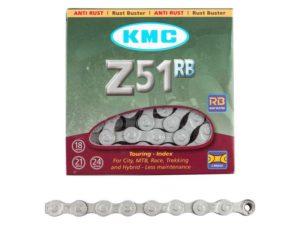 Цепь 116 зв. KMC Z51 RB