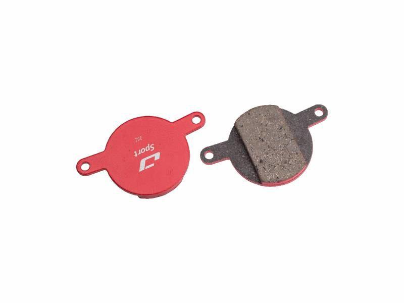 Колодки дисковые JAGWIRE DCA014