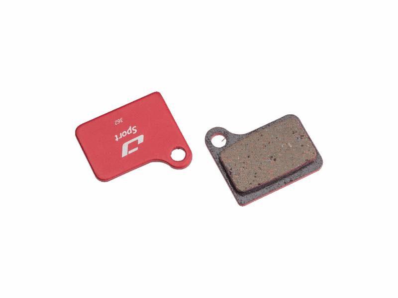 Колодки дисковые JAGWIRE DCA015