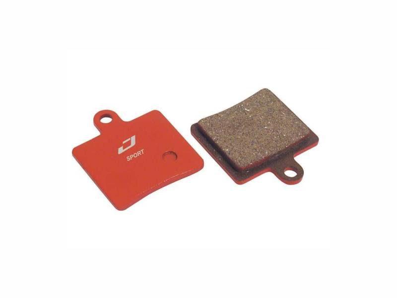 Колодки дисковые JAGWIRE DCA023