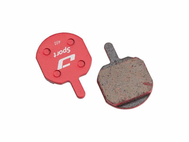 Колодки дисковые JAGWIRE DCA052