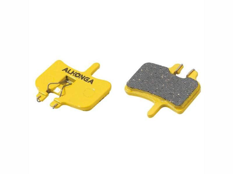 Колодки дисковые ALHONGA HJ-DS01