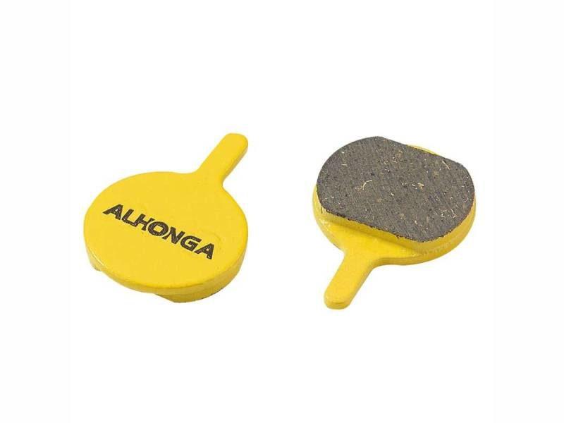 Колодки дисковые ALHONGA HJ-DS04