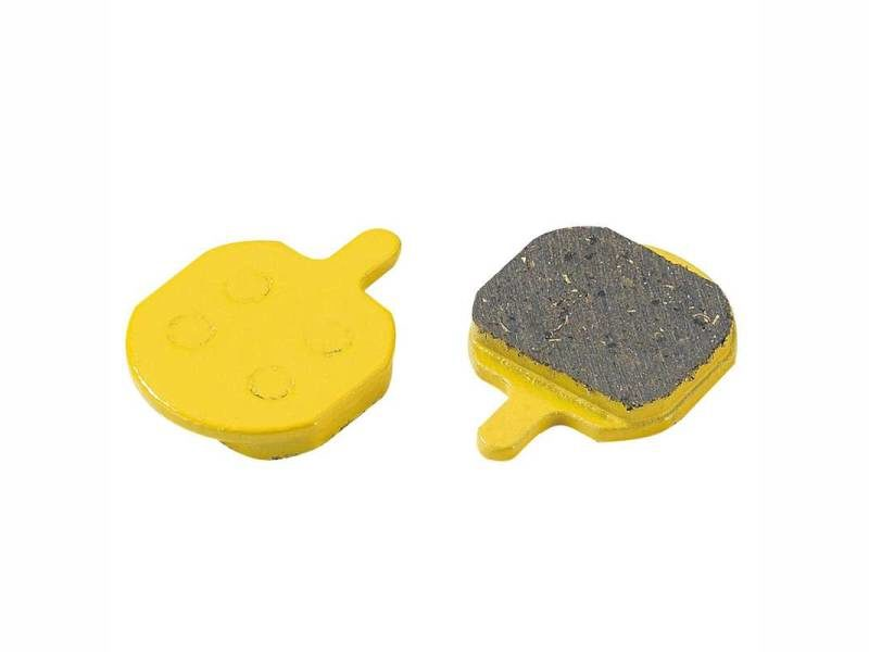 Колодки дисковые ALHONGA HJ-DS26 sinter gold