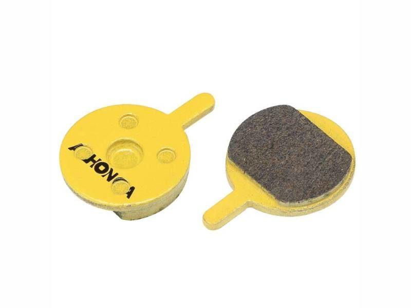 Колодки дисковые ALHONGA HJ-DS30