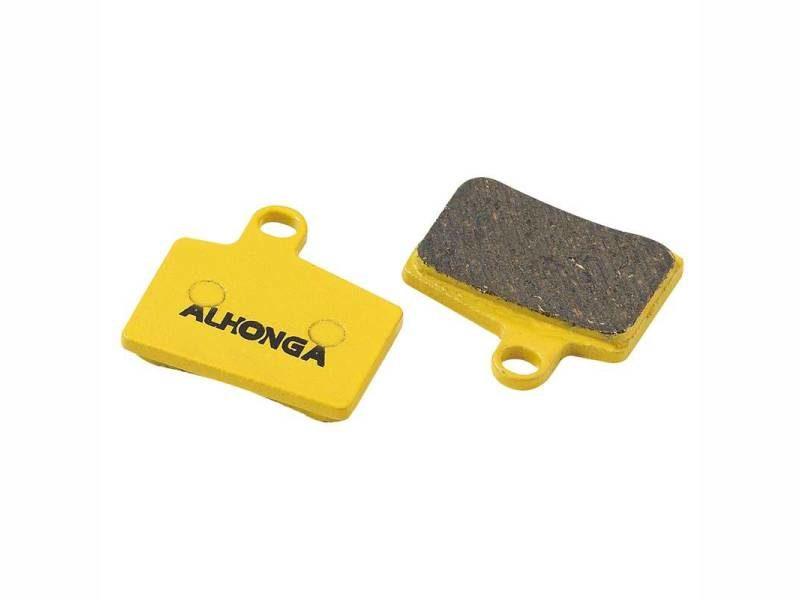 Колодки дисковые ALHONGA HJ-DS40