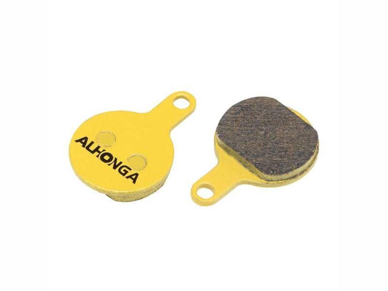 Колодки дисковые ALHONGA HJ-DS46