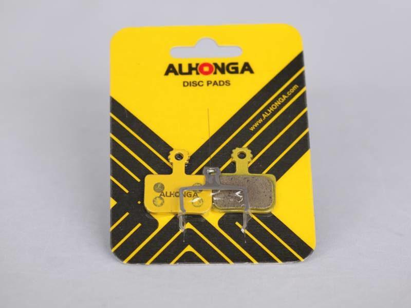 Колодки дисковые ALHONGA HJ-DS60