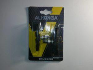 Колодки тормозные Alhonga
