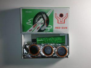 Набор для ремонта шин RS3601