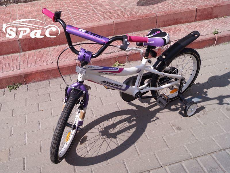 Велосипед Ardis 18 STAR BMX фиолетовый