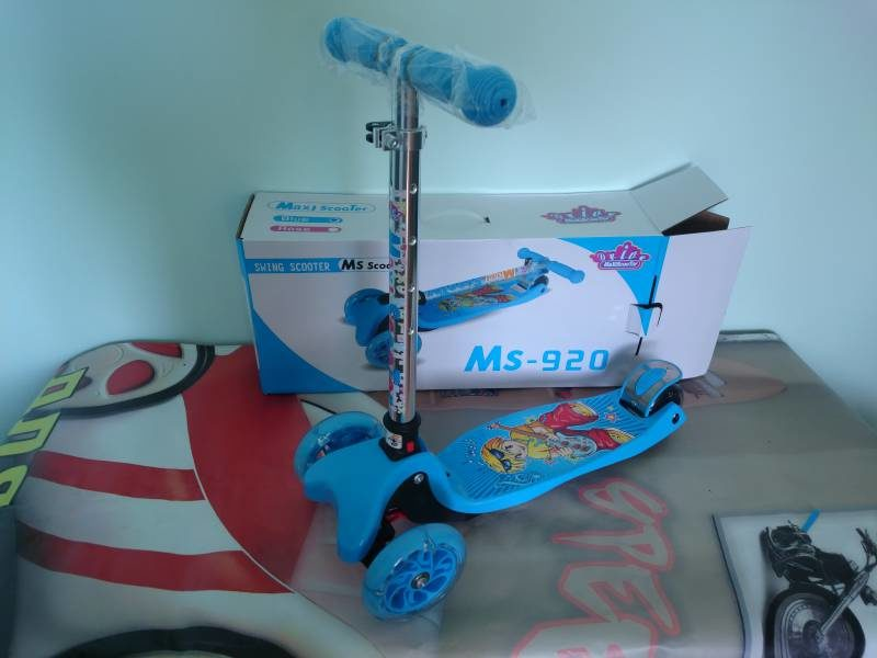 Самокат Maxi Scooter MS-920 blue