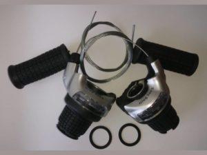 Манетки под Shimano 7R-3L