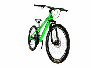 Велосипед Titan Forest 26 Green-Black-White