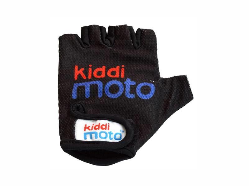 Перчатки детские Kiddimoto black S