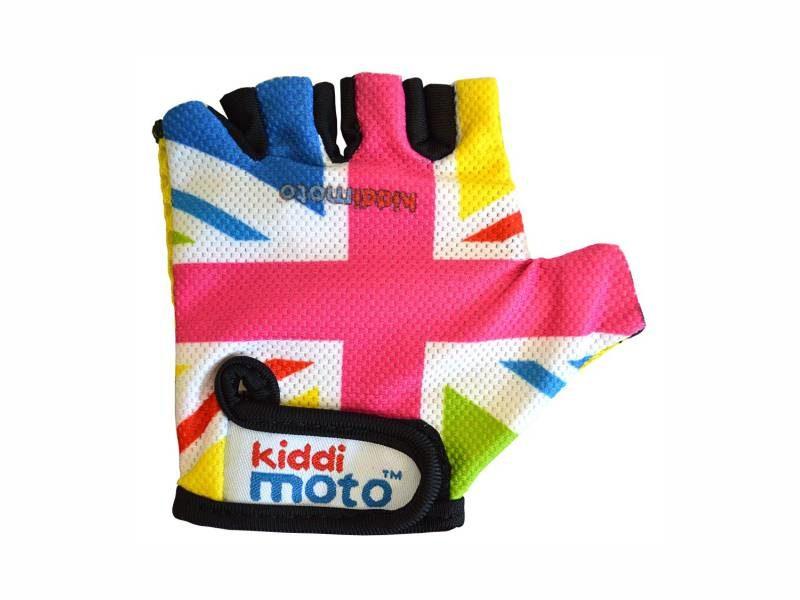 Перчатки детские Kiddimoto британский флаг М