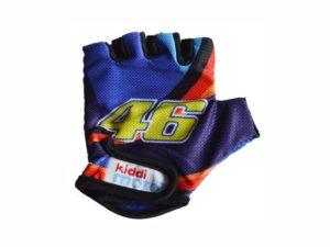 Перчатки детские Kiddimoto Heroes Valentino Rossi М