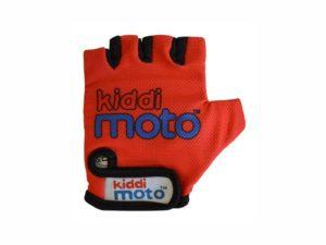 Перчатки детские Kiddimoto red М