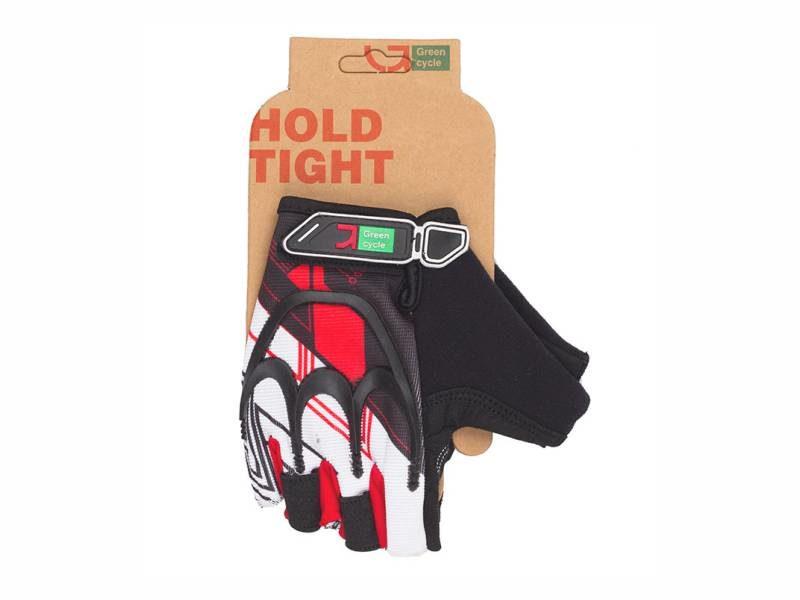 Перчатки Green Cycle NC-2501-2015 MTB Gel M