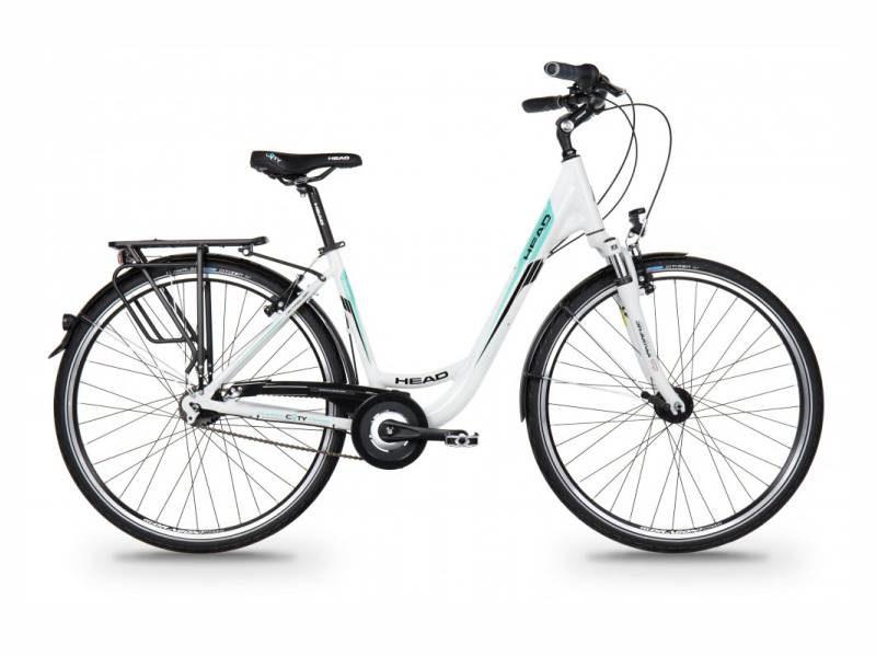 Велосипед Head City 7G 26 white