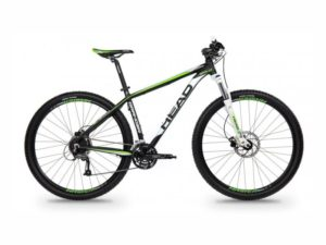 Велосипед Head Granger 18 bkm green