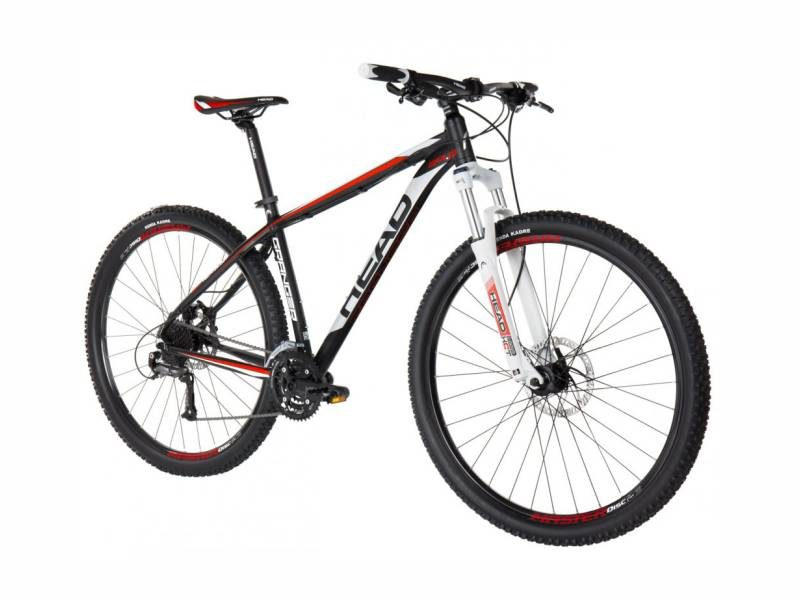 Велосипед Head Granger 18 bkm red