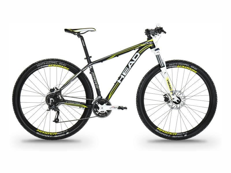 Велосипед Head Granger 18 bkm yellow