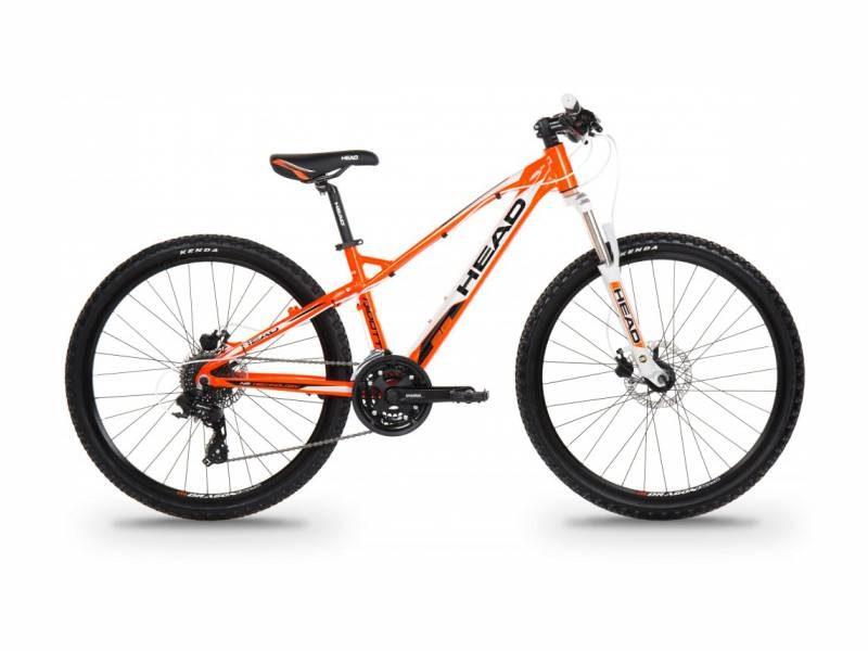Велосипед Head Ridott III 26 orange