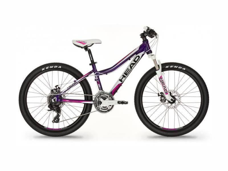 Велосипед Head Lauren II 24 purple